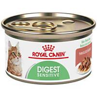 Royal Canin Feline Health Nutrition Digest Sensitive Odor Reduction Canned Cat Food