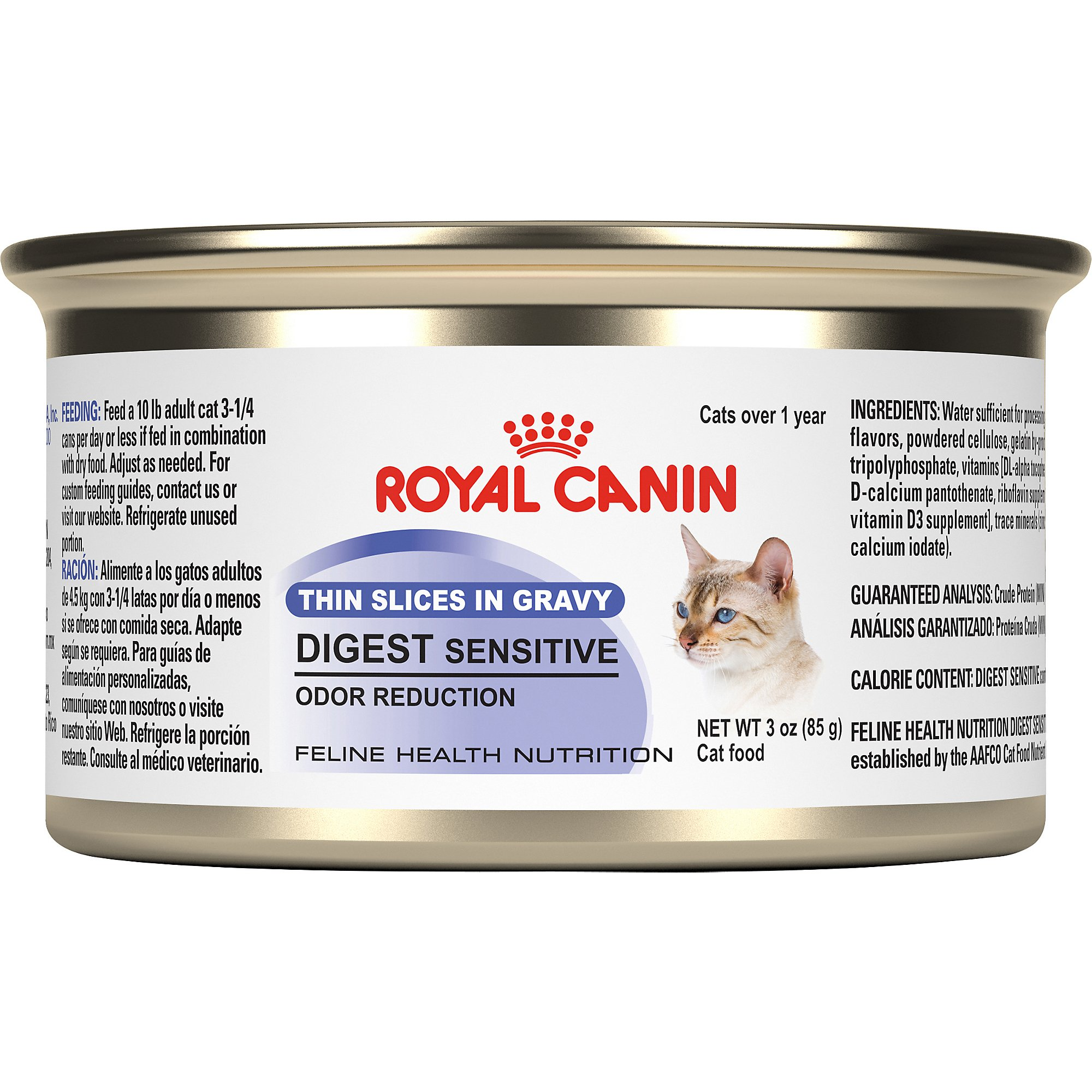 royal canin feline health nutrition digest sensitive odor. Black Bedroom Furniture Sets. Home Design Ideas