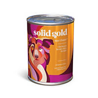 Solid Gold Canned Formula Dog Food, Chicken, Liver, Brown Rice & Barley