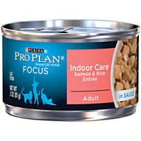 Pro Plan Focus Indoor Care Canned Cat Food
