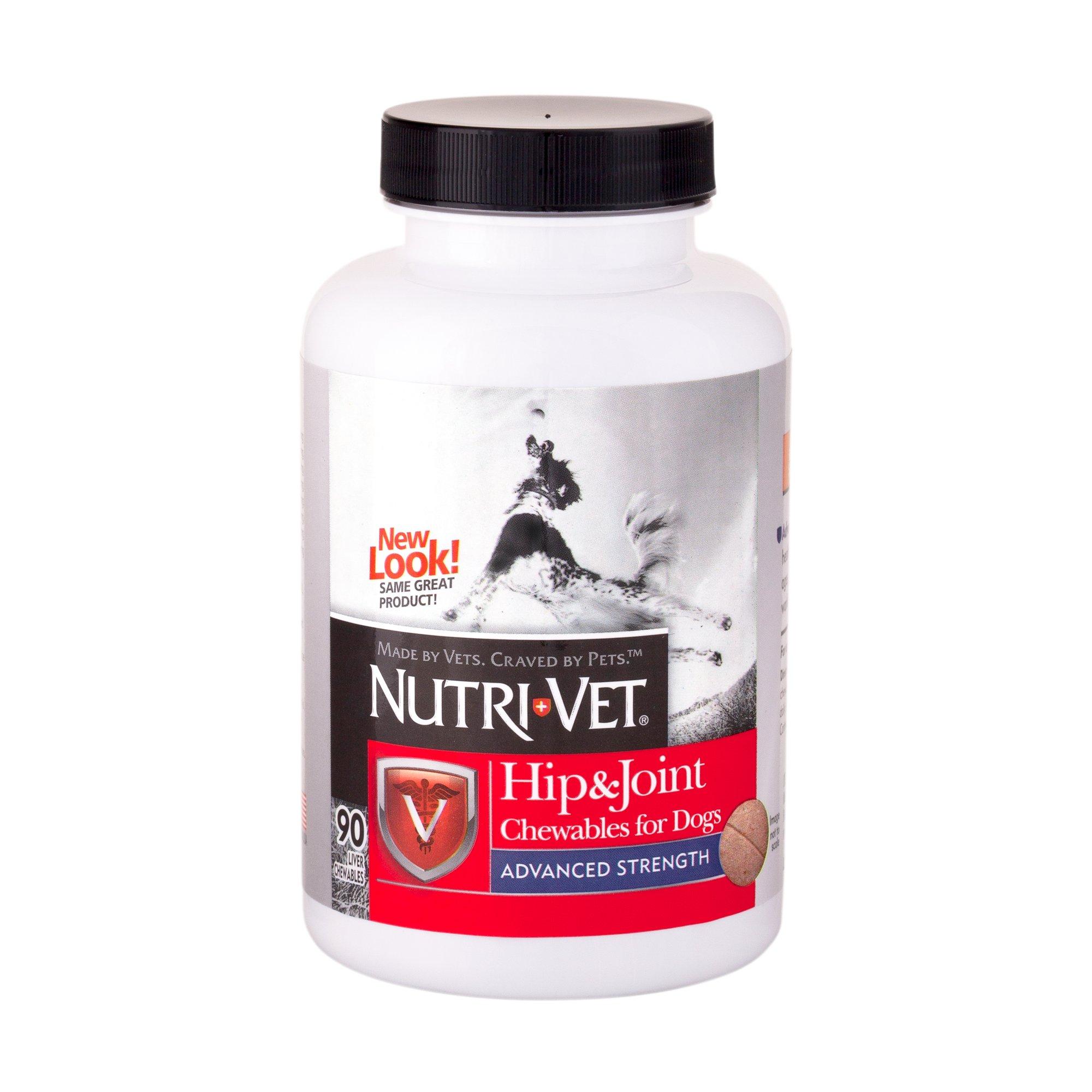 Nutri-Vet Nutritionals Veterinarian Strength Hip & Joint Maximum