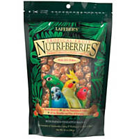 Lafeber's Tropical Fruit Nutri-Berries Keet, Tiel, Lovebird & Conure Food