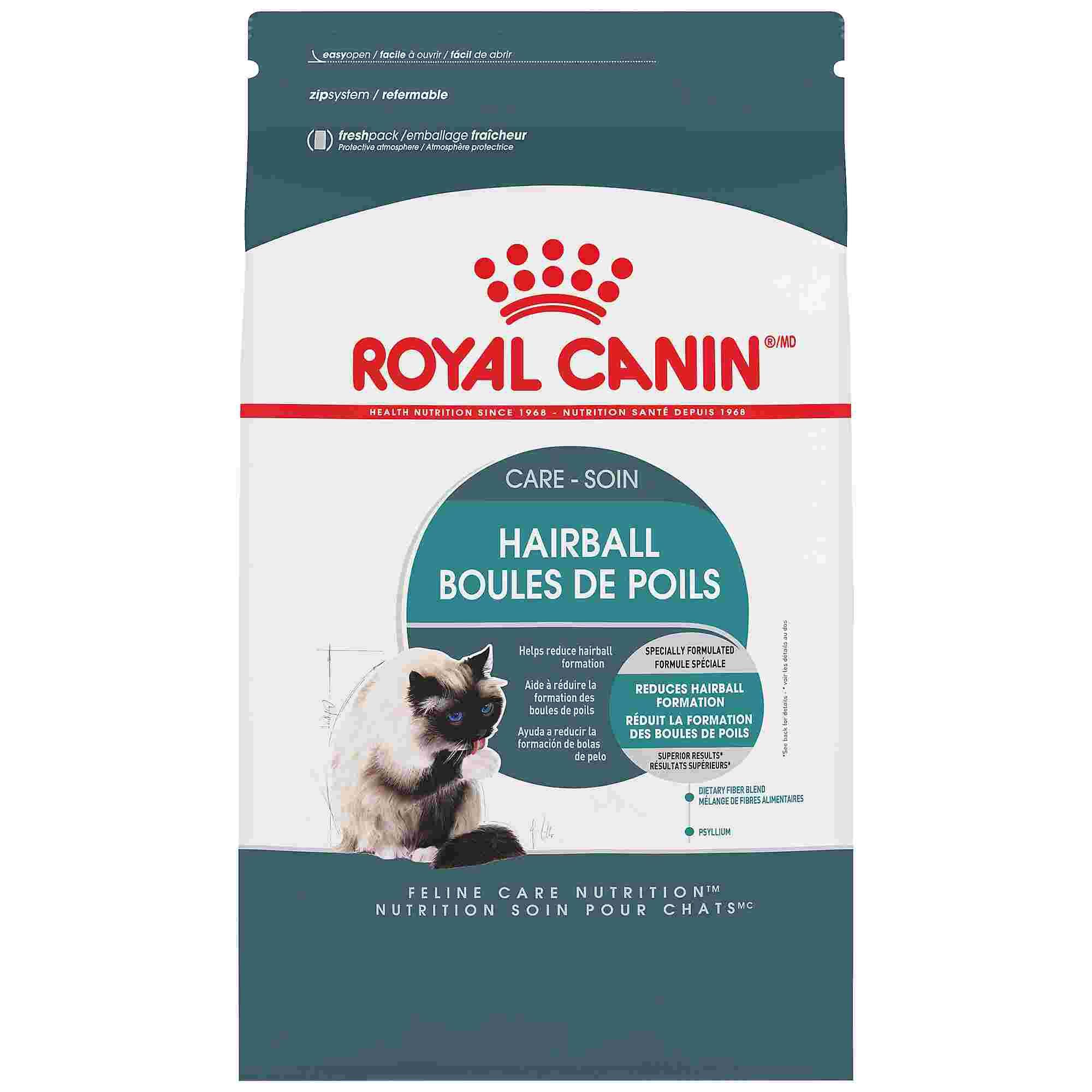 Royal Canin Feline Health Nutrition Indoor Intense Hairball 34