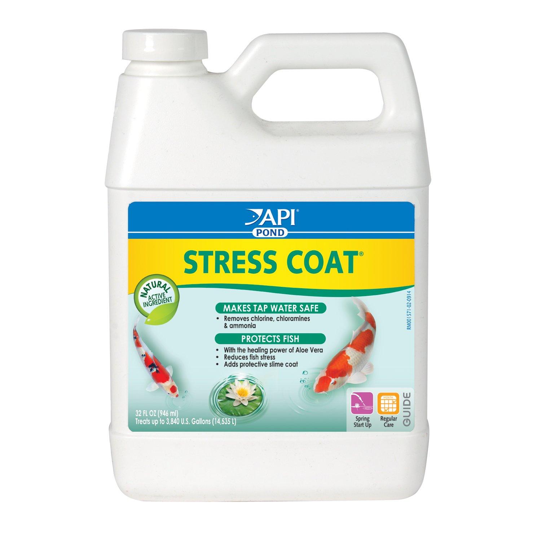 API PondCare Stress Coat Freshwater Conditioner