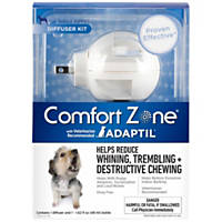 Comfort Zone Diffuser with D.A.P. for Dogs