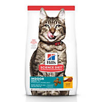Hill's Science Diet Indoor Senior Cat Food