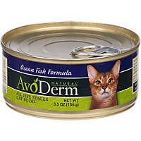 AvoDerm Natural Ocean Fish Formula Canned Cat Food