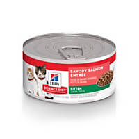 Hill's Science Diet Healthy Development Canned Kitten Food, Salmon