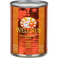Wellness Turkey & Sweet Potato Canned Dog Food