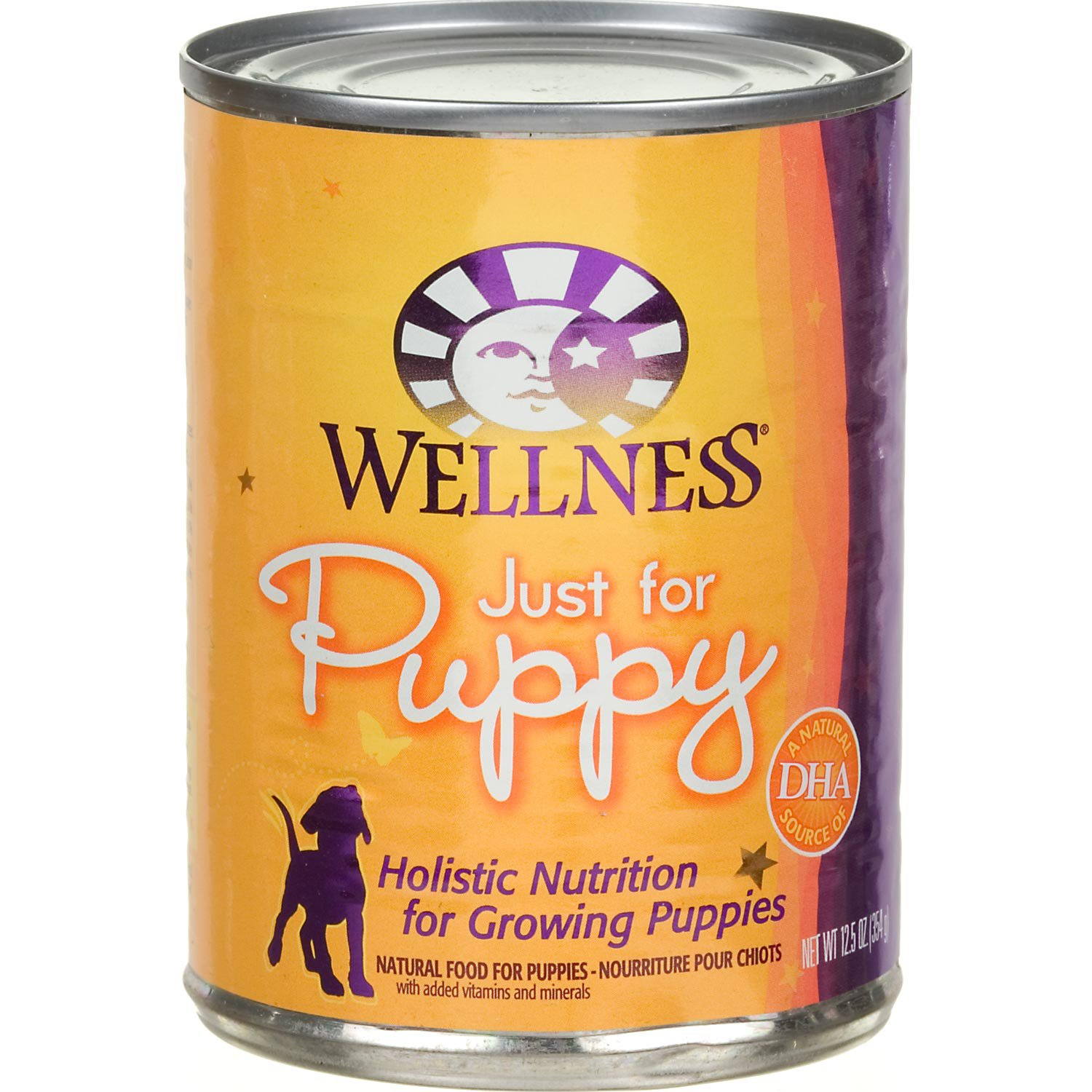 Wellness Just for Puppy Canned Food