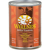 Wellness Senior Chicken & Sweet Potato Canned Dog Food