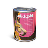 Solid Gold Hund-N-Flocken Lamb, Brown Rice & Barley Adult Canned Dog Food