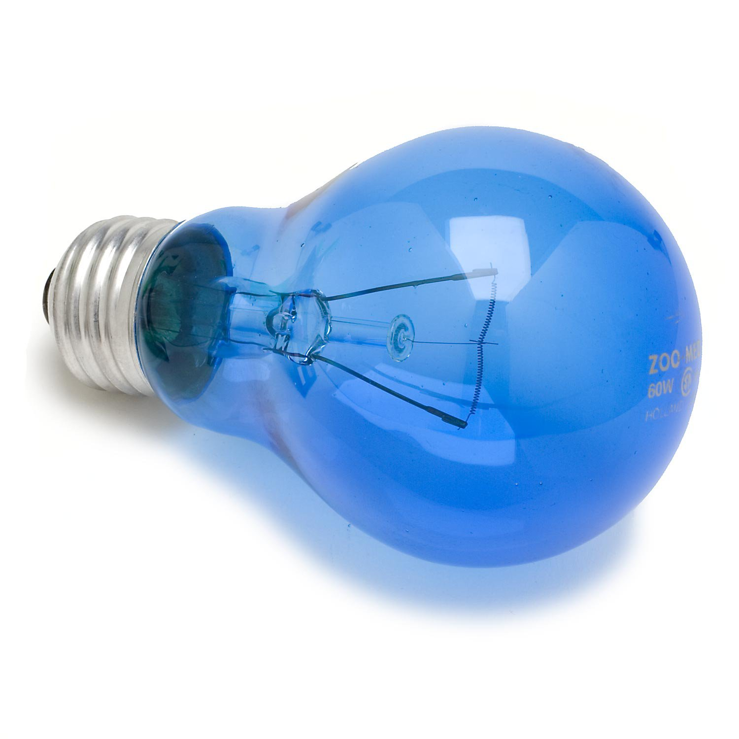Zoo Med Daylight Blue Reptile Bulb, 60 Watts