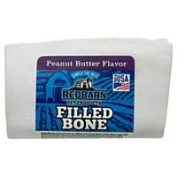 Redbarn Small Peanut Butter Filled Bone Dog Chew