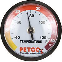 Petco Reptile Habitat Thermometer Gauge