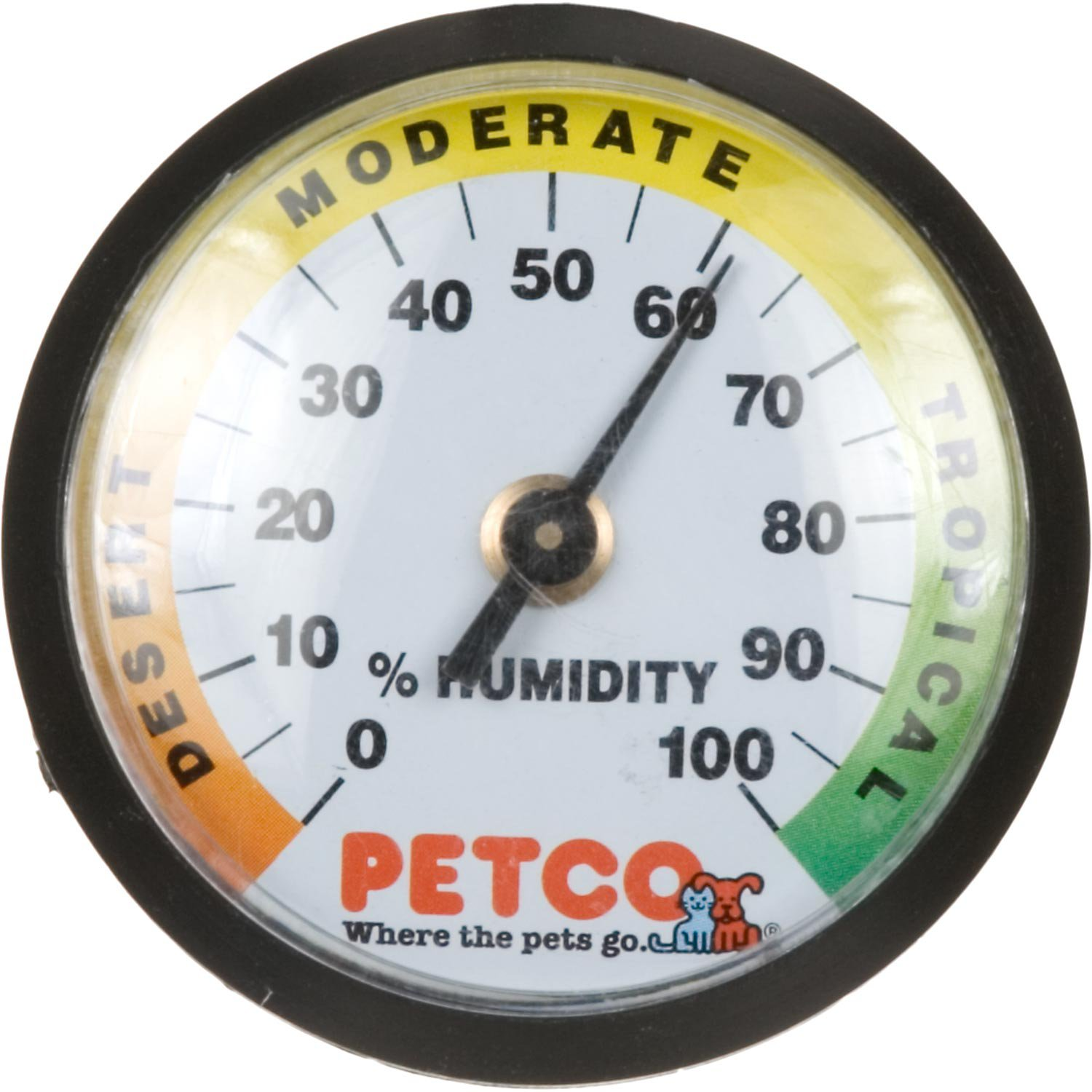 Petco Reptile Habitat Humidity Gauge