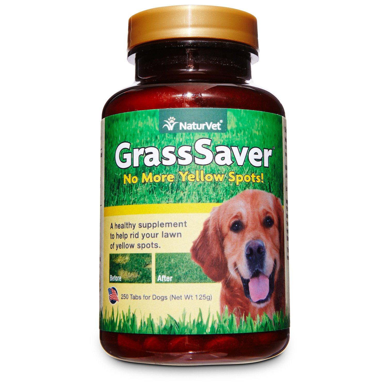 NaturVet Grass Saver Natural Food Supplement
