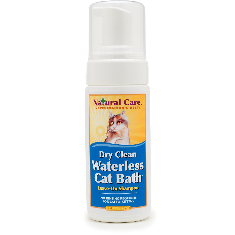 Vet's Best Dry Clean Waterless Cat Bath