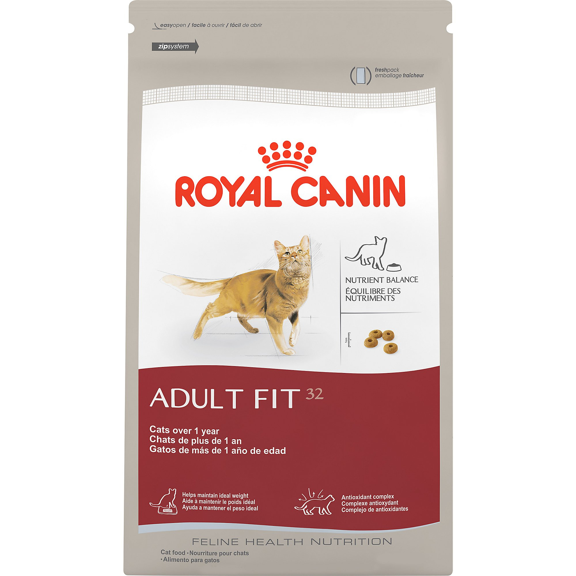 royal canin feline health nutrition adult fit 32 petco store. Black Bedroom Furniture Sets. Home Design Ideas