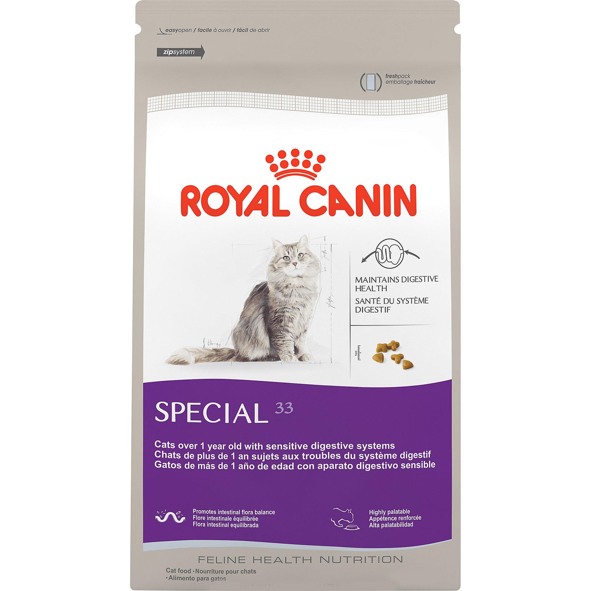 Royal Canin Feline Health Nutrition Special 33