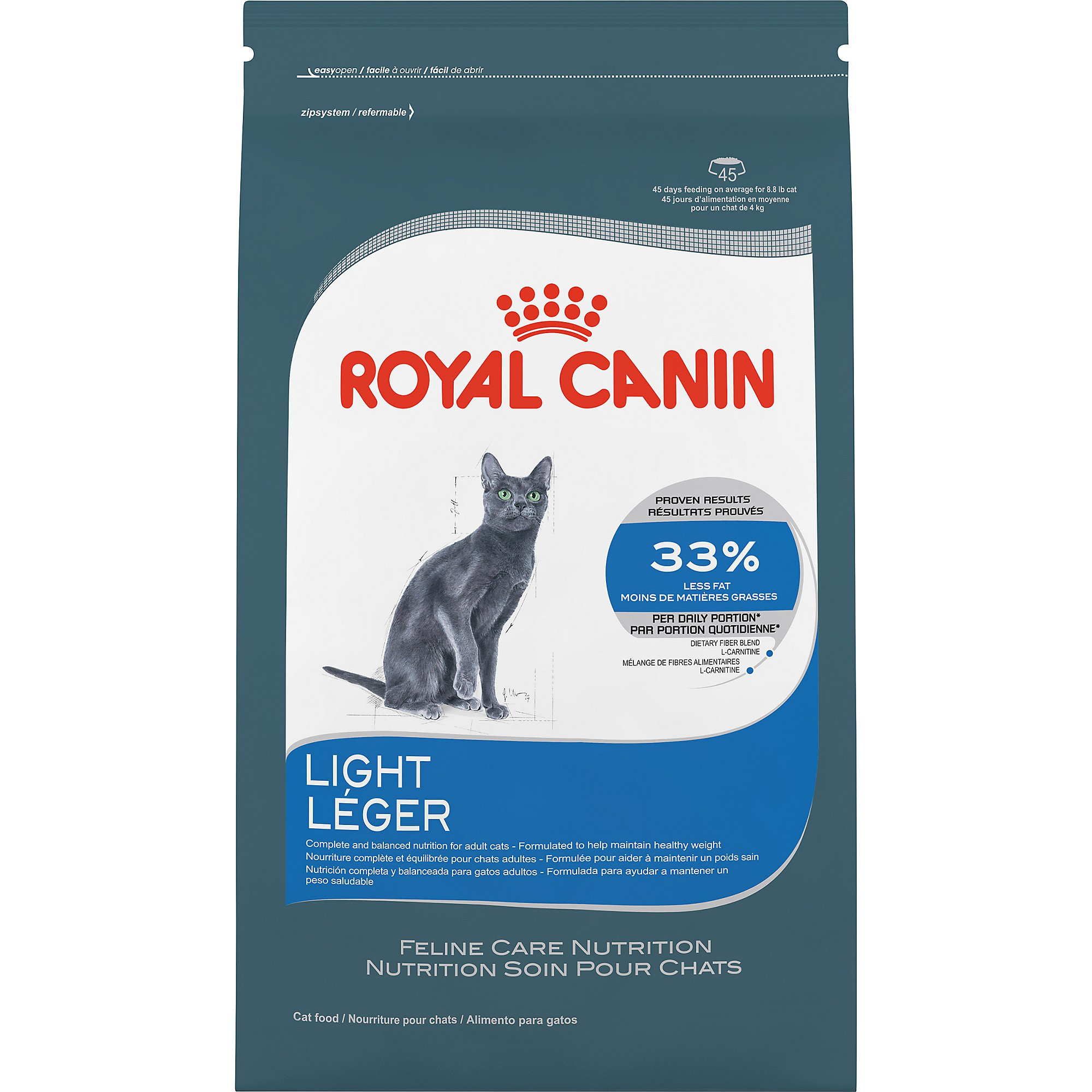 royal canin adult cat light toy attach
