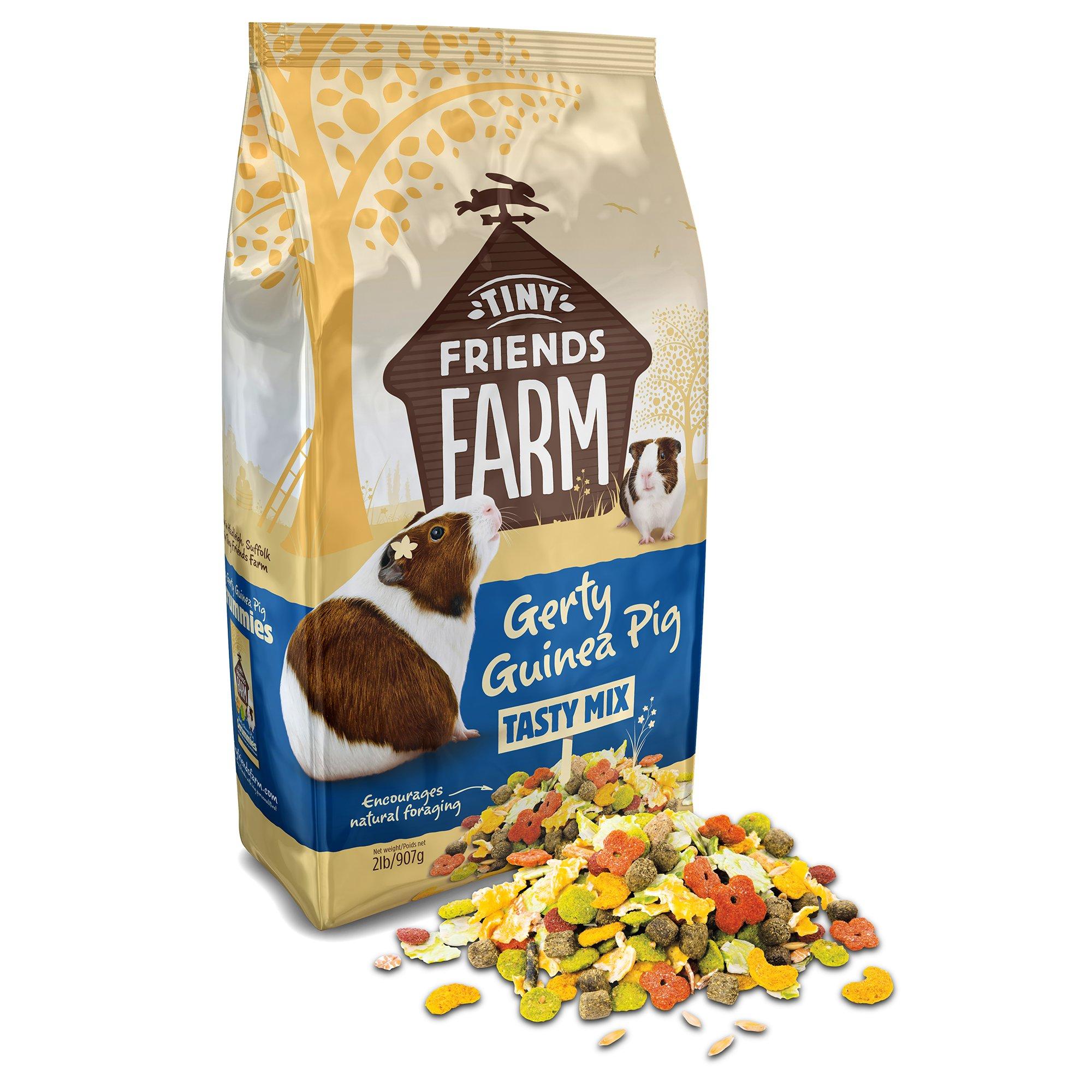 Supreme Gerty Guinea Pig Food