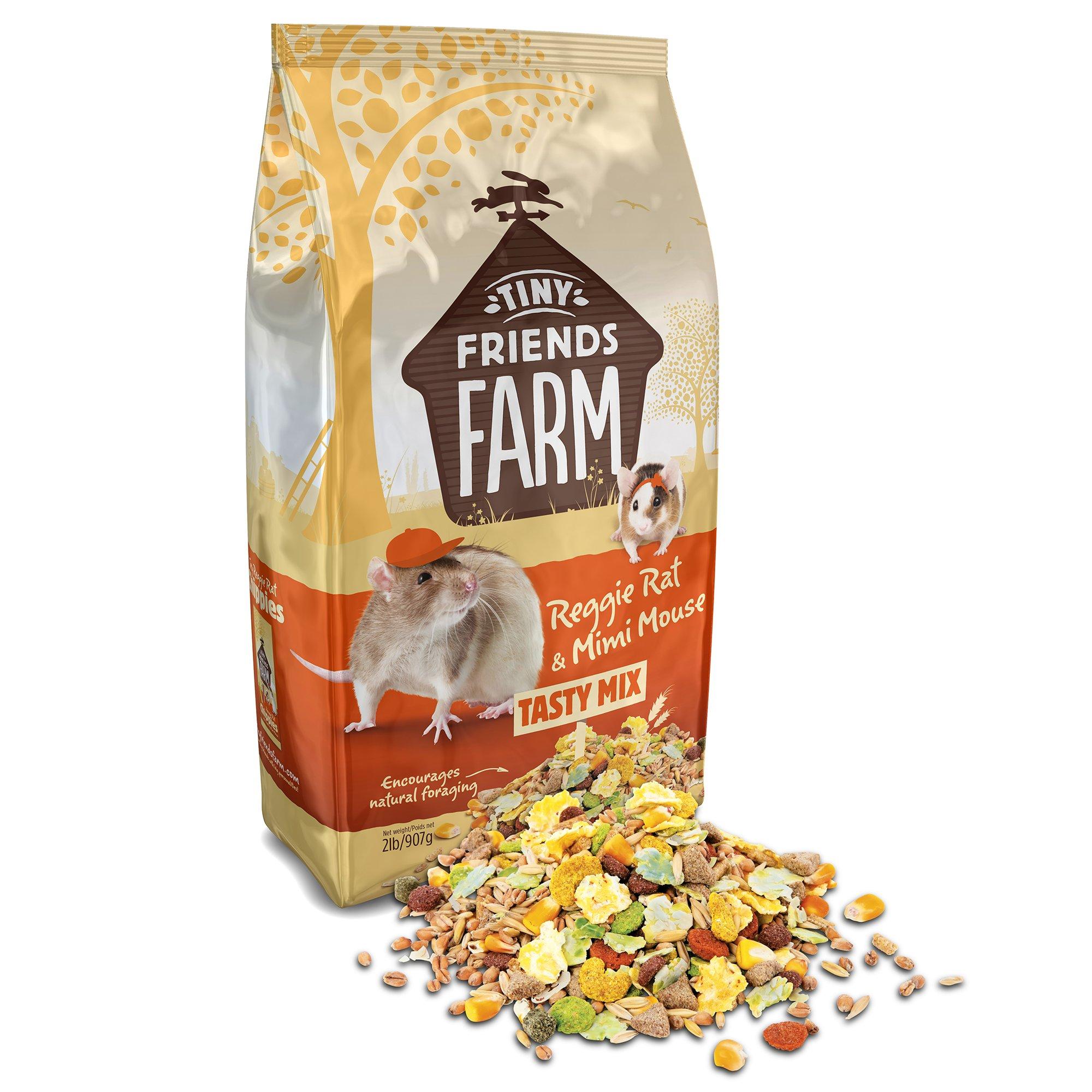 Supreme Pet Food Reggie Rat Food