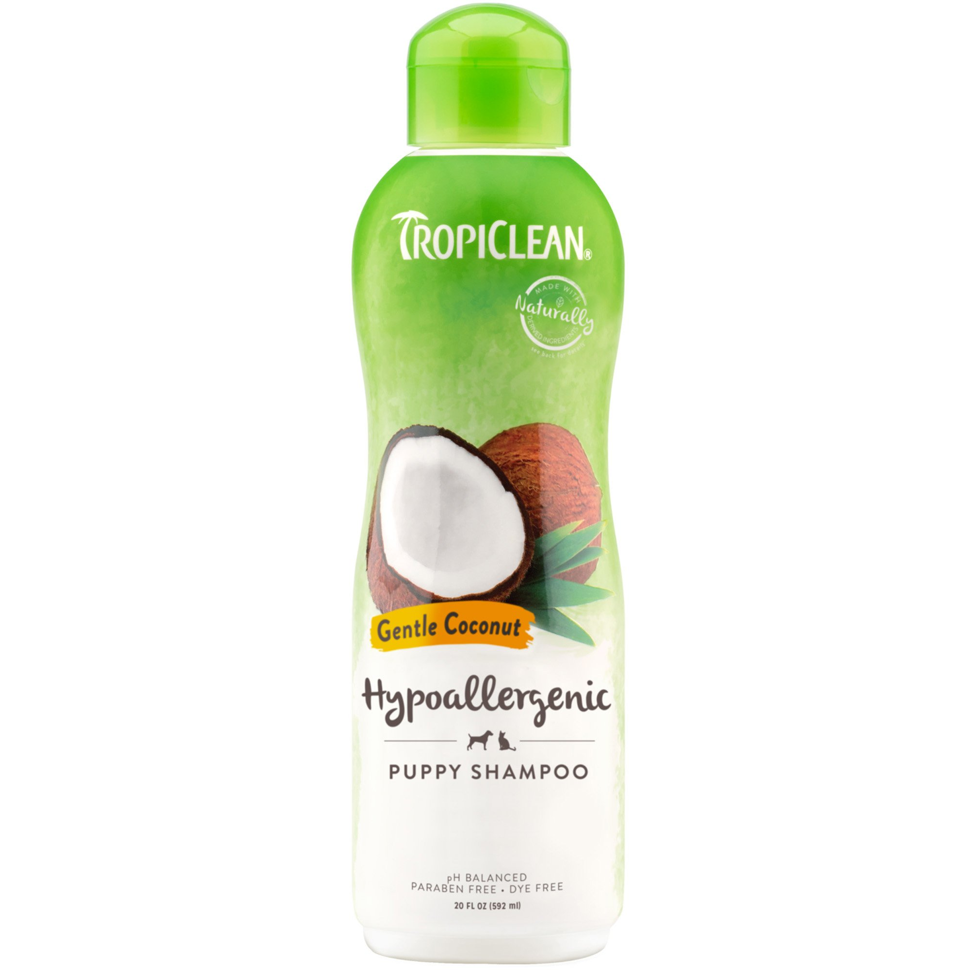 TropiClean Hypo-Allergenic Shampoo for Puppies