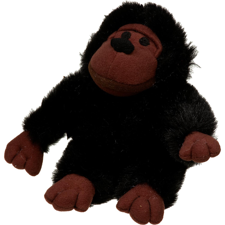 Black Dog Stuffed Toy