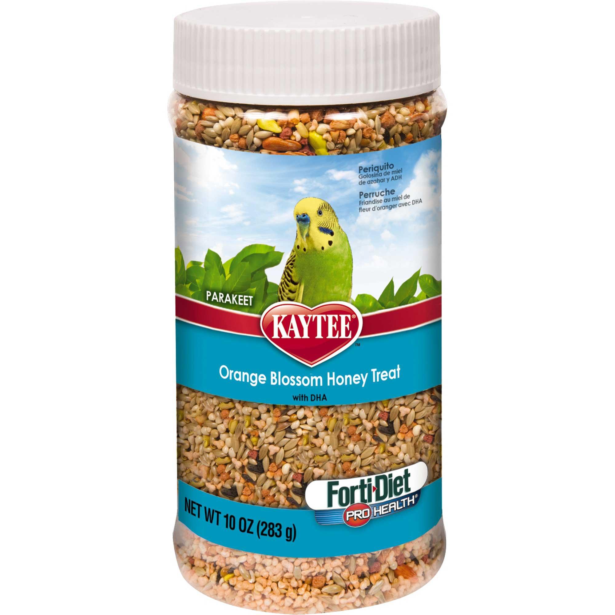 Kaytee Forti-Diet Pro Health Orange Blossom Honey Parakeet Treats