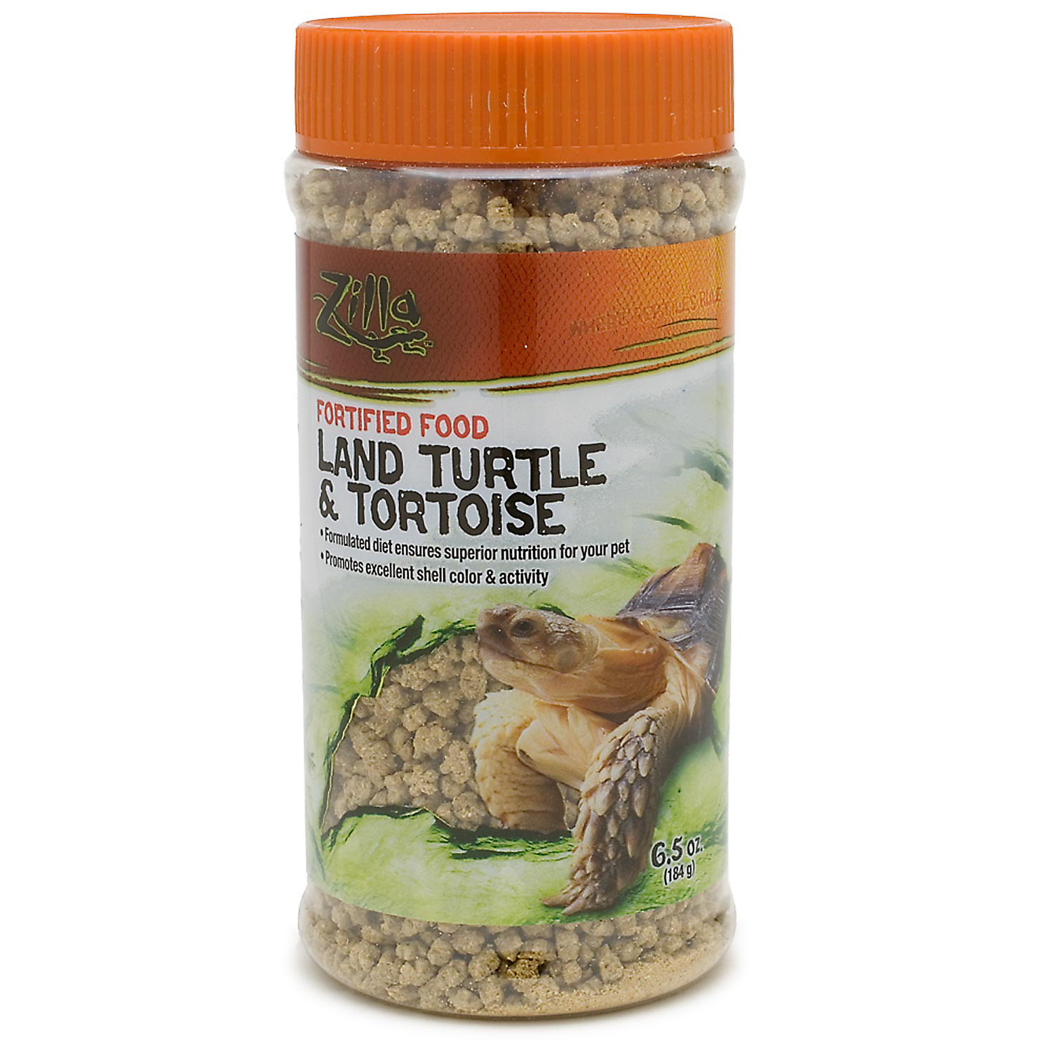 Zilla Land Turtle Tortoise Fortified Daily Food