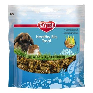 Kaytee Forti-Diet Pro Health Healthy Bits Rabbit, Guinea Pig and Chinchilla Treat