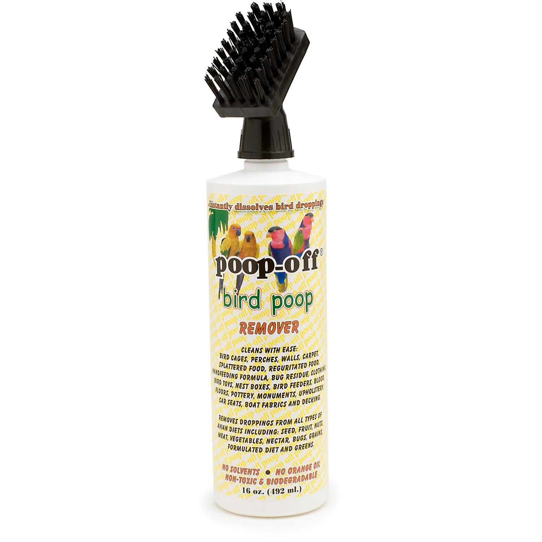 Poop-Off Bird Poop & Stain Remover