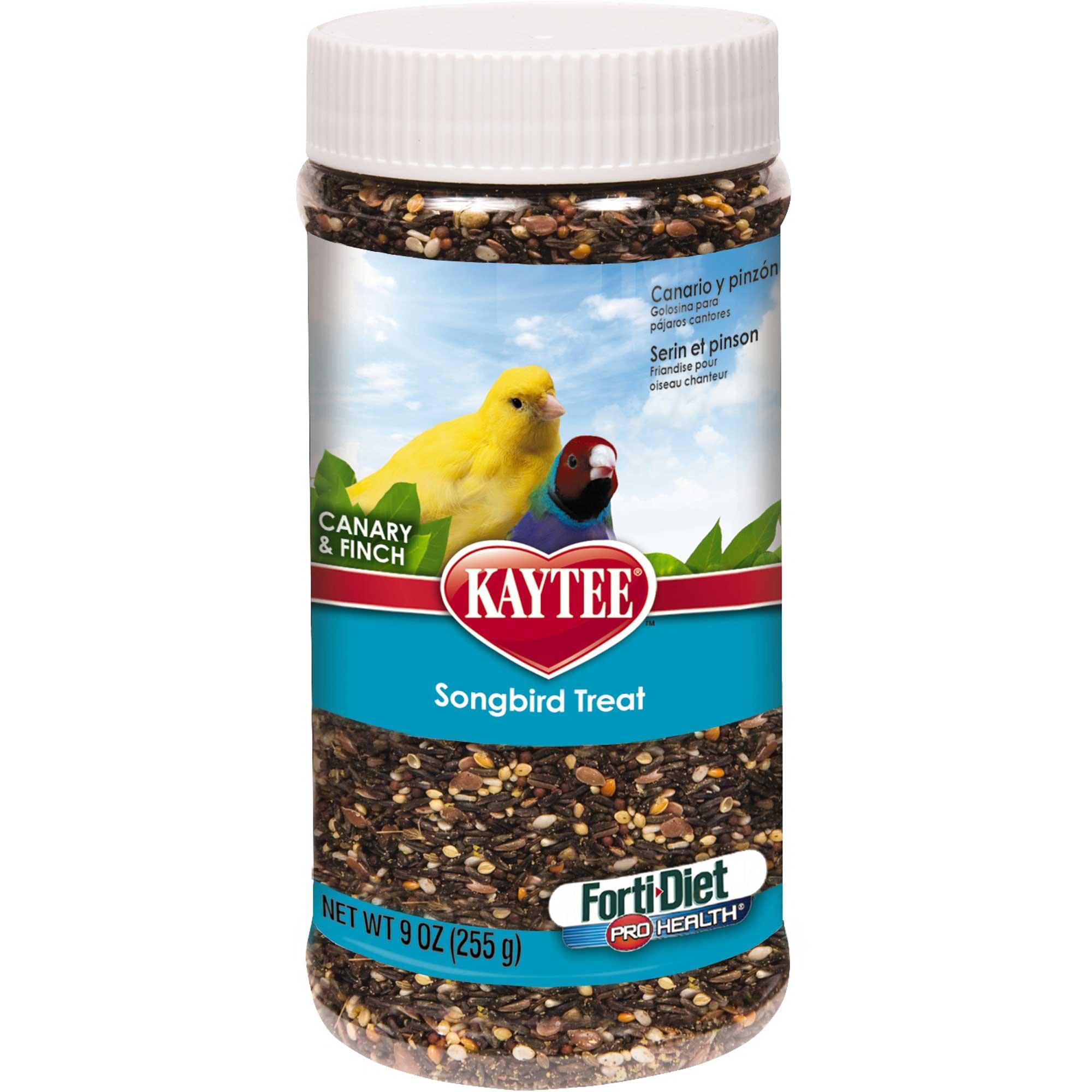 Kaytee Forti-Diet Pro Health Songbird Treat