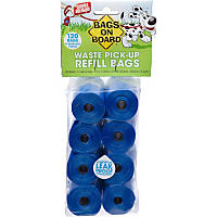 Bags on Board Doggie Pick-Up Bags Refill Rolls