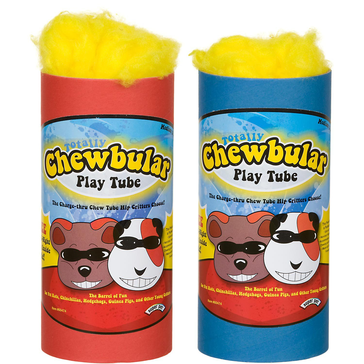 Super Pet Totally Chewbular Play Tubes