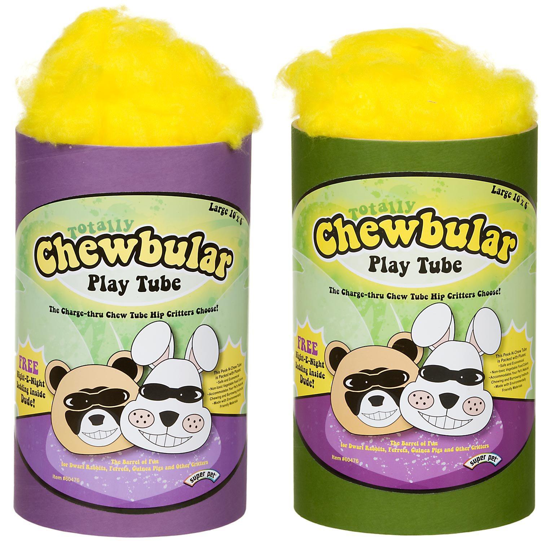 Super Pet Totally Chewbular Play Tubes