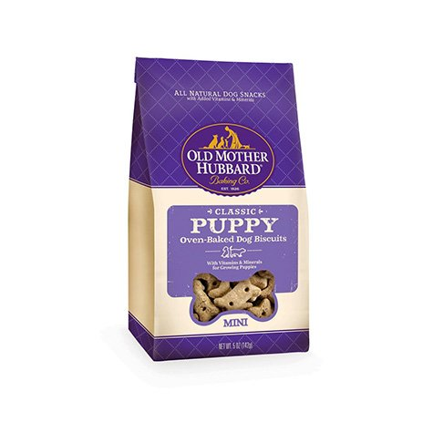 Old Mother Hubbard Mini Puppy Biscuits