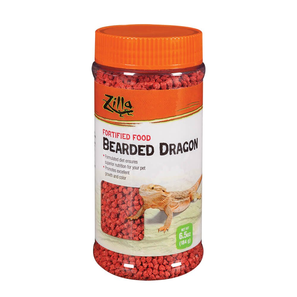 Zilla Bearded Dragon Fortified Daily Food