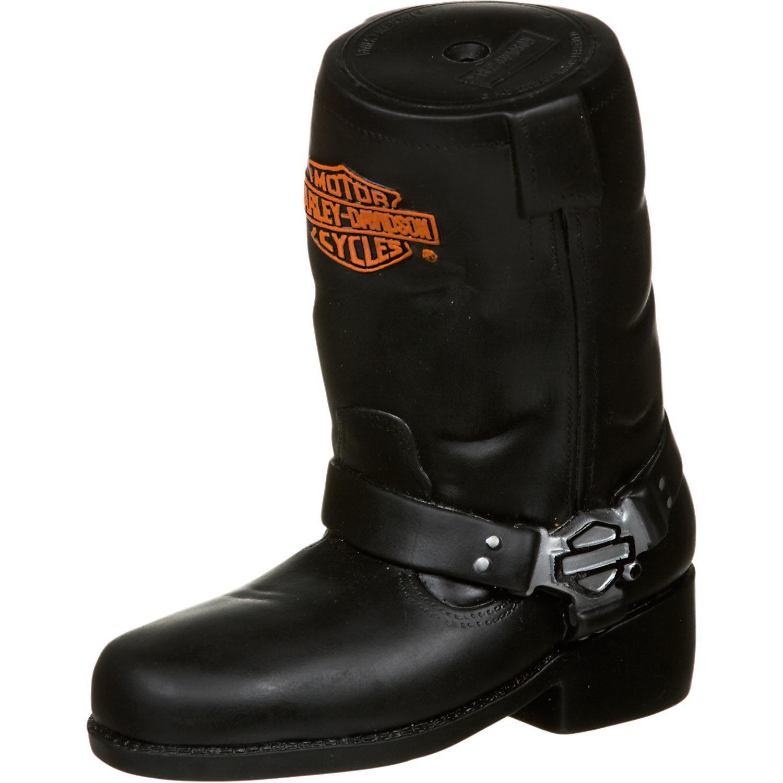 Harley-Davidson Vinyl Boot Dog Toy