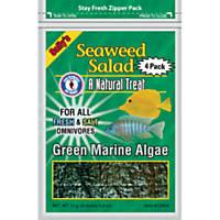 San Francisco Bay Brand Sally's Seaweed Salad Green Marine Algae