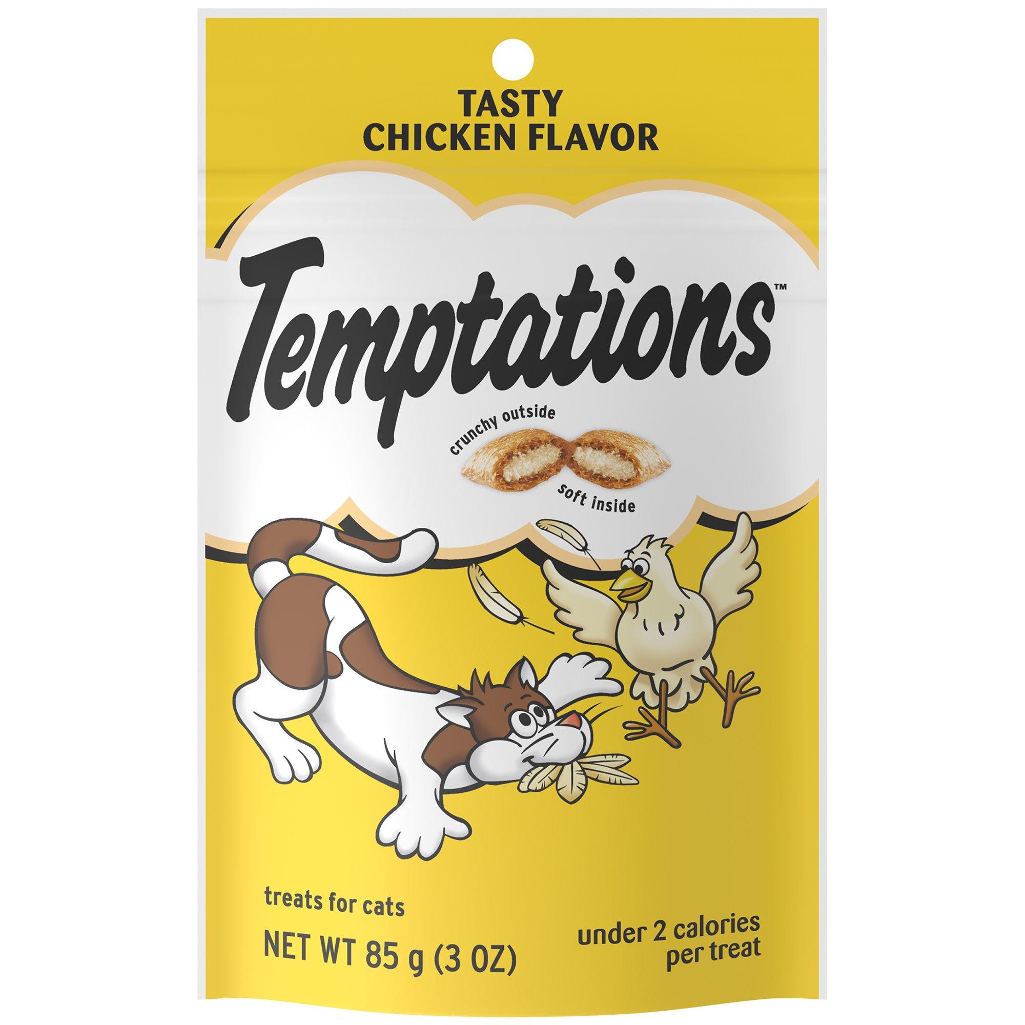 Whiskas Temptations Chicken Cat Treats