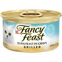 Fancy Feast Grilled Tuna Feast Gourmet Cat Food