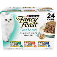 Fancy Feast Gourmet Cat Food Variety Pack