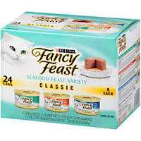Fancy Feast Gourmet Canned Cat Food