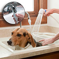 Rinse Ace 3-Way Pet Faucet Sprayer