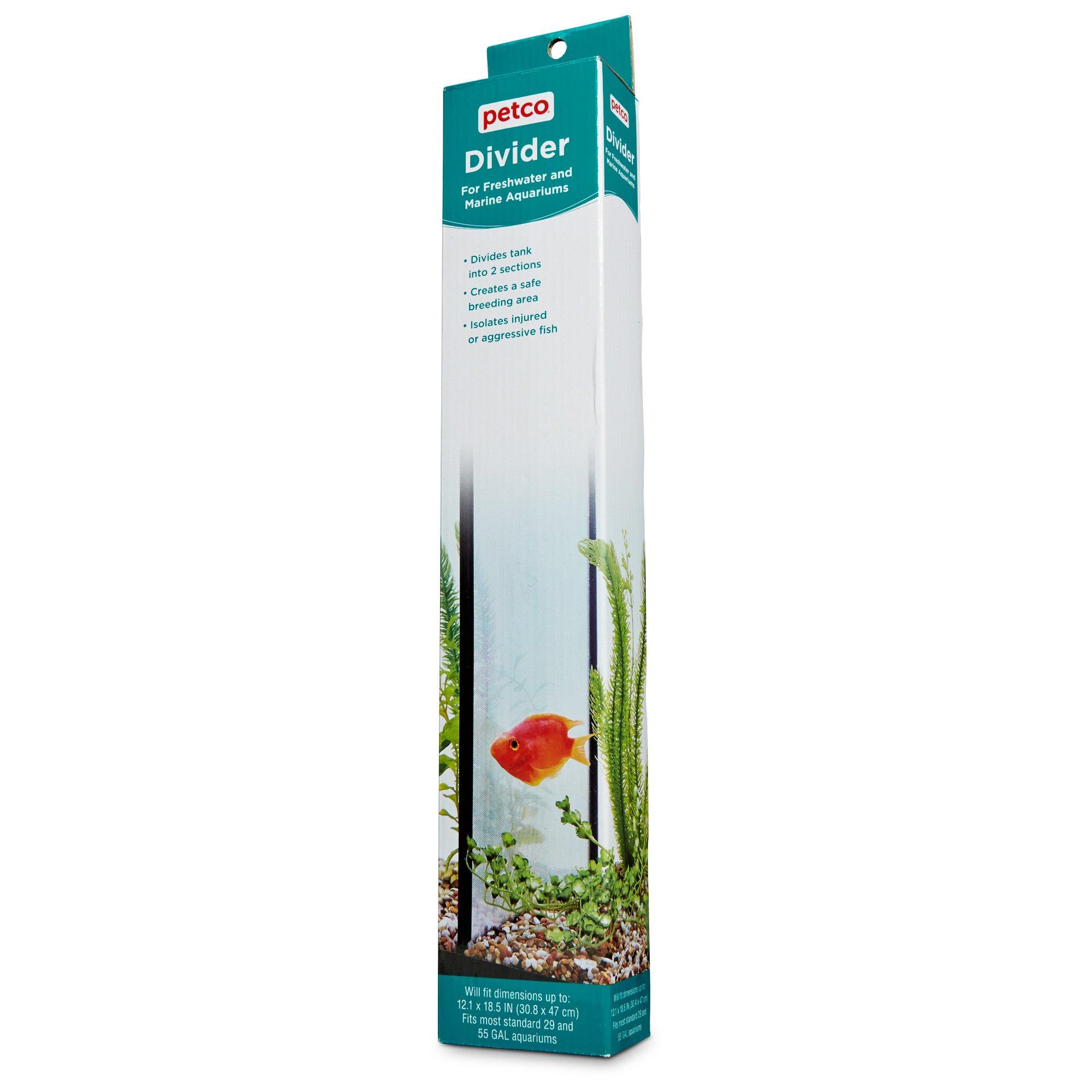 Baby fish tank separator for Fish tank divider 55 gallon