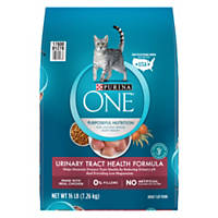 Purina ONE Special Care Urinary Tract Health Formula Cat Food
