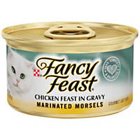 Fancy Feast Chicken Feast Marinated Gourmet Cat Food