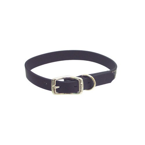 Petco Leather Collars in Black